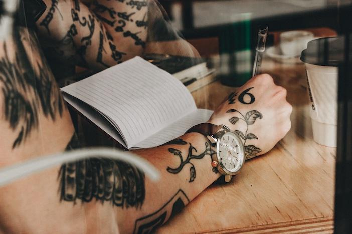co to jest tatuaz