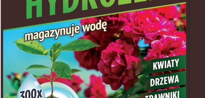 Hydrożel ogrodniczy
