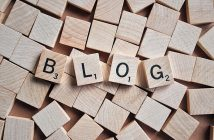 Blog napis