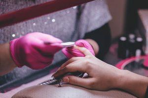 Manicure kosmetyczka